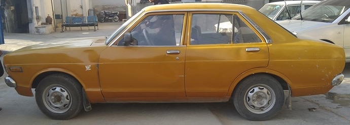 Need help in sourcing dashboard for Datsun 120y 1979 in ...
