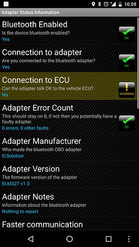 ECU Not communicating ELM327 scanner - Toyota - PakWheels Forums