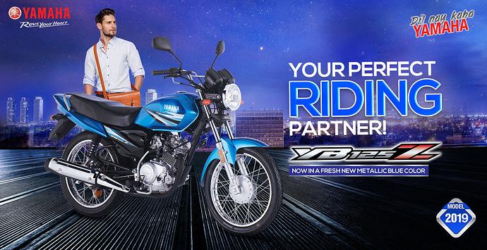 Yamaha YB125Z 2019 Model