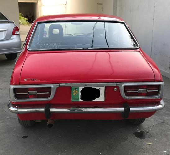 WTS! 1970 Toyota KE25 Sports Coupe!