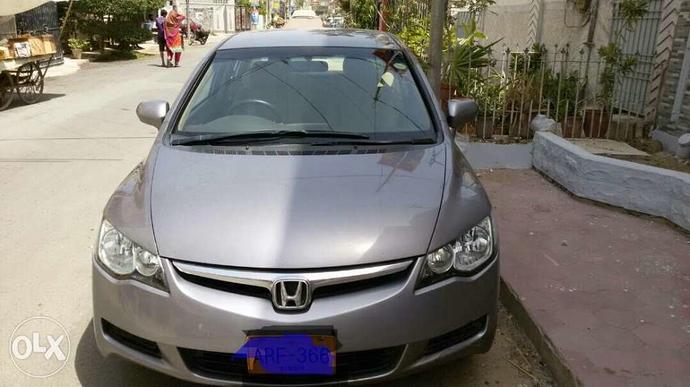 Bought used honda civic reborn prosmatic 2008 giving bad for Honda civic fuel economy