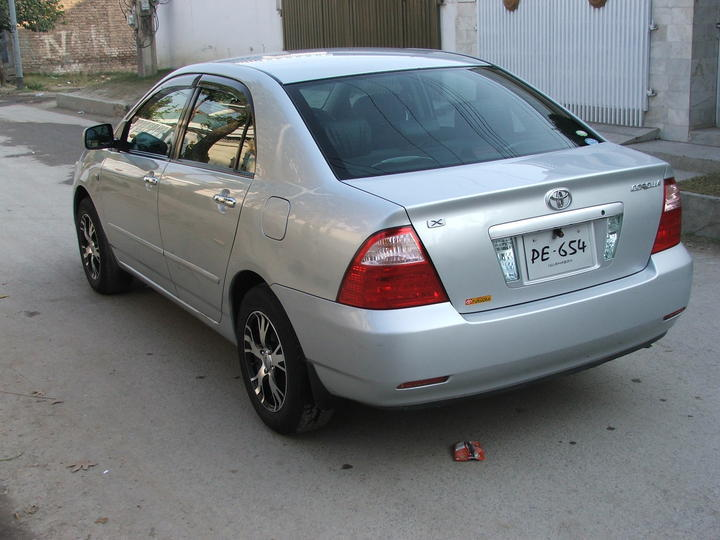 2010 Toyota Corolla For Sale >> Toyota Corolla X 2005 model for sale - Cars - Discussion ...